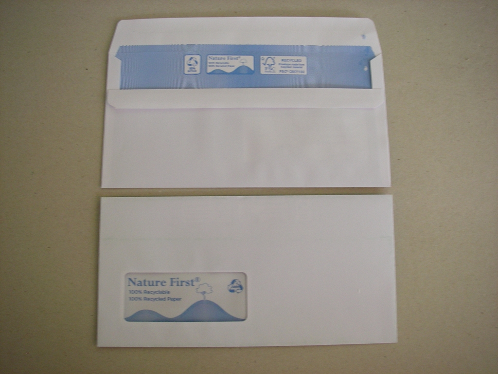 DL & C6 Envelopes