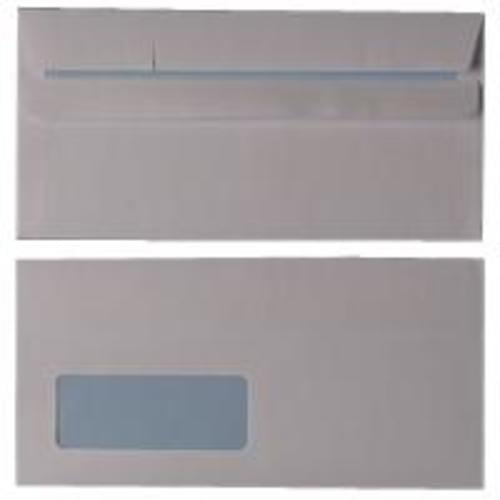 OPPORTUNITY WHITE ENVS DL WINDOW 80GSM S-SEAL 1000S  1087-KF3455