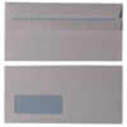 WHITE ENVS DL WINDOW 90GSM S-SEAL 1000S KF3481-1088