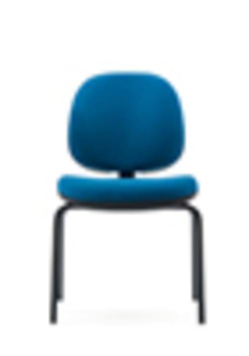 TW07 MED BACK CANTILEVER CHAIR COLOUR: TW07