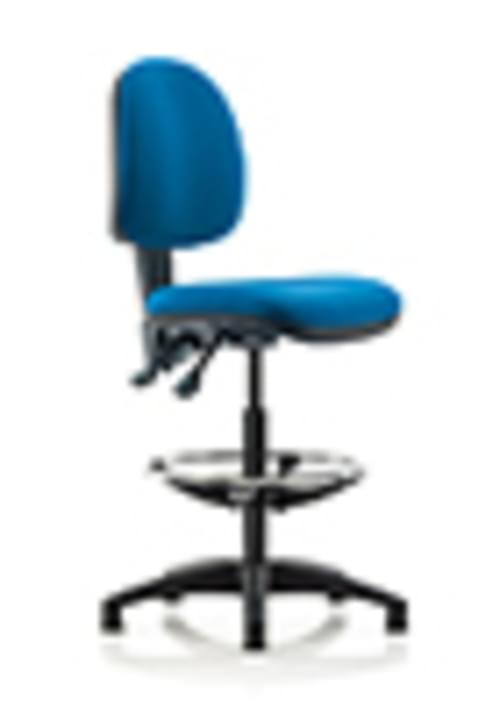 TW01-DM DRAUGHTSMAN CHAIR MED BACK COLOUR: TW01-DM