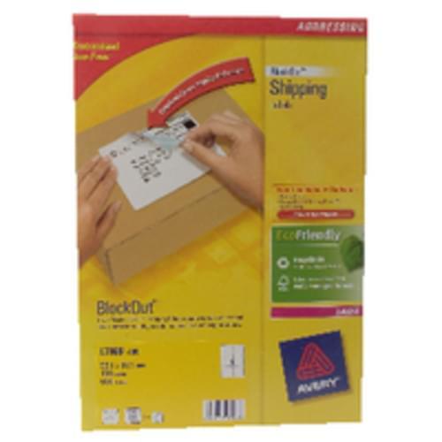 LABELS 6 PER  SHEET BOXED 100S  L7166  06007