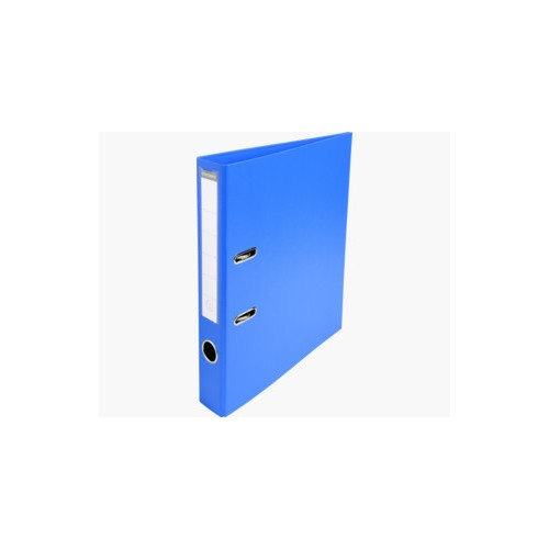 EXACOMPTA PREMTOUCH PP LEVER ARCH FILE, A4 MAXI, 50MM SPINE- BLUE