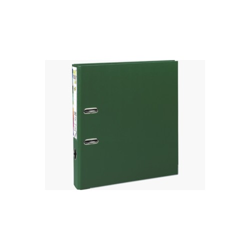 EXACOMPTA PREMTOUCH PP LEVER ARCH FILE, A4 MAXI, 50MM SPINE - DARK GREEN