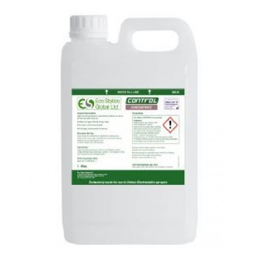 Electrostatic Control Chemical 4x5L