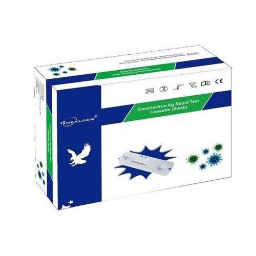 Healgen COVID19 Rapid Test Kits