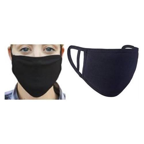 Reusable Double Layer Face Covering - 95% Cotton 5% Elastane