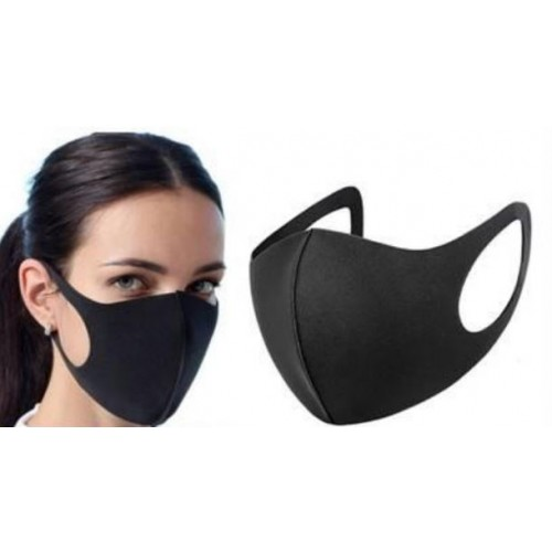 Reusable Fabric Face Covering - soft, pliable and breathable