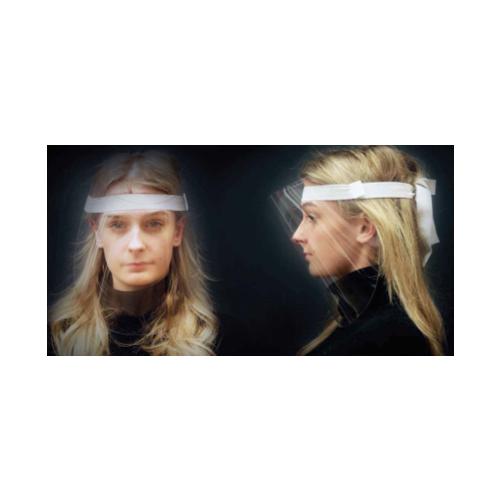 'Sneeze Shield' Face shield and visor