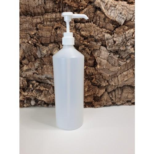 1 litre sanitiser gel bottles (fits SFMSHILNA)