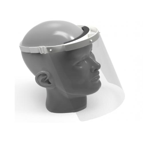 Universal Protective Face Shield - Premium model