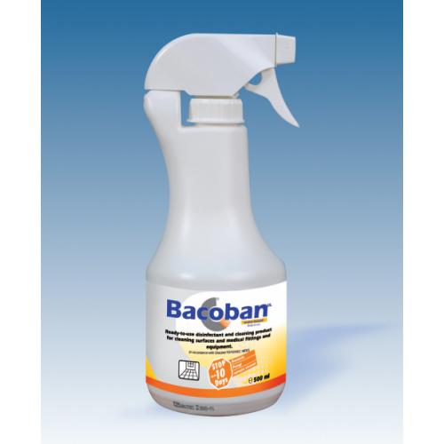 Bacoban Long lasting Disinfectant Spray 500ml