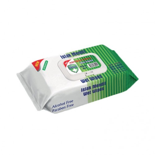 Antibacterial Surface Wipes 102 pk