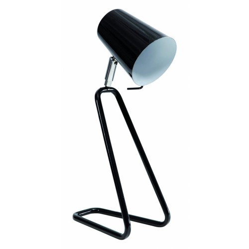 Alba Fluokid Desk Lamp - Black
