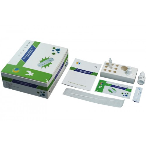 Healgen Covid-19 Rapid Antigen Test Kit (Box of 20 tests) - ONLY £12.75 PER TEST