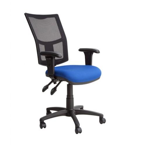 Haddon Mesh Back Operator Chair with Adjustable Arms