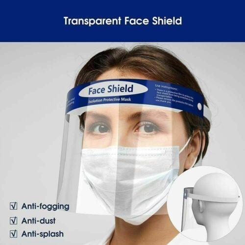 Screen Individual Protective Visors - Pack of 10