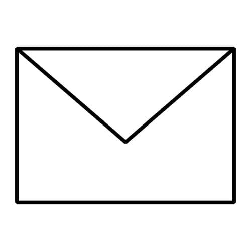 EBB Envelope White C5  Banker Invitation 162X229 100gsm Gummed