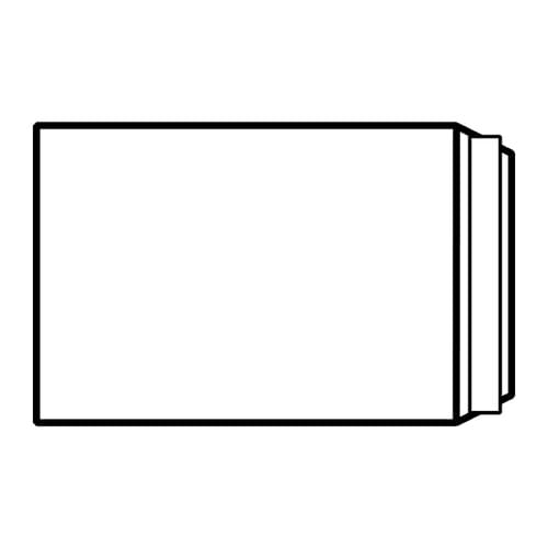 EBB Envelope White C5 Pocket 229X162 90gsm Self Seal