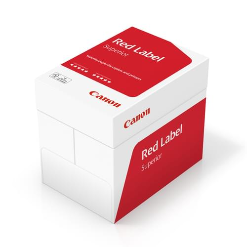 Canon Red Label Superior 297X420 80 A3 - Box of 5 Reams