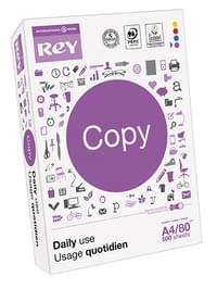 Rey Copy 80gsm A4 - Box of 5 reams