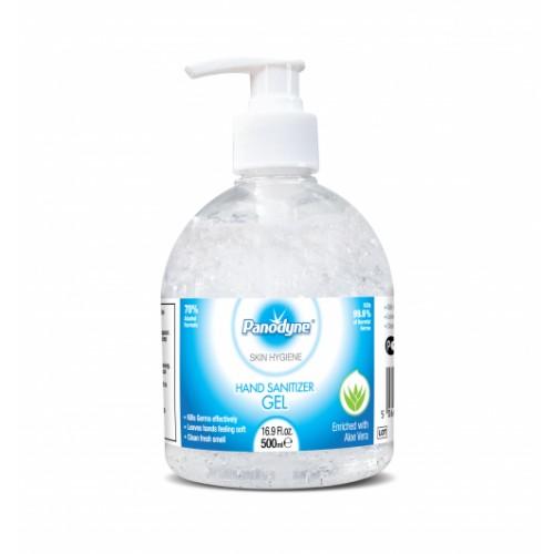 Hand Sanitiser 500ml Pump Bottle 70% Alcohol
