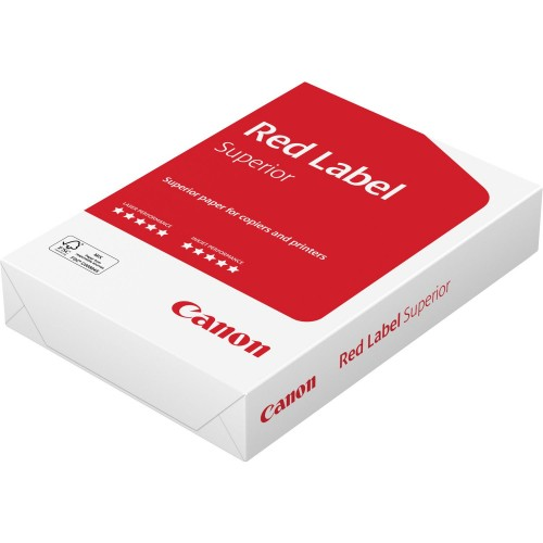 Canon Red Label Superior White A3 Paper 90gsm 500 sheets