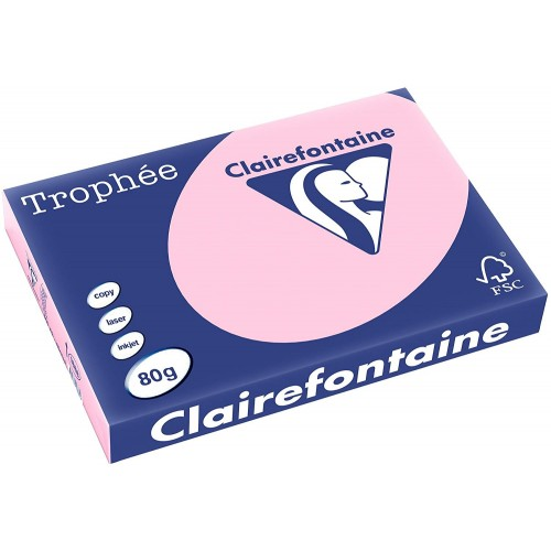 TROPHEE TINTS Pink (Rose) 80gsm 210x297mm (1973)
