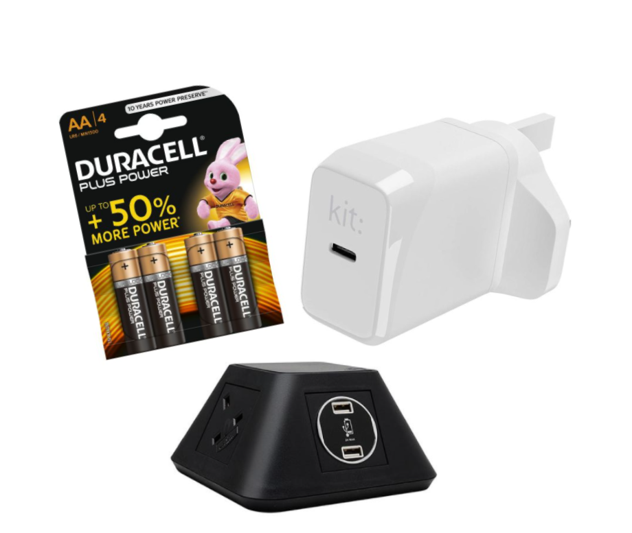 Batteries & Electrical Accessories