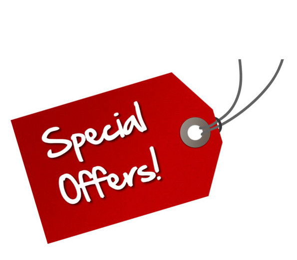 Big Deals Special Offers