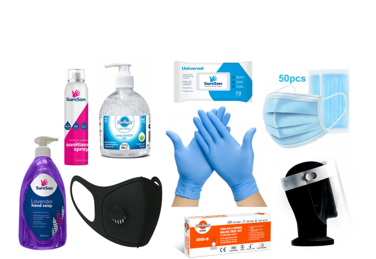 PPE & COVID Supplies