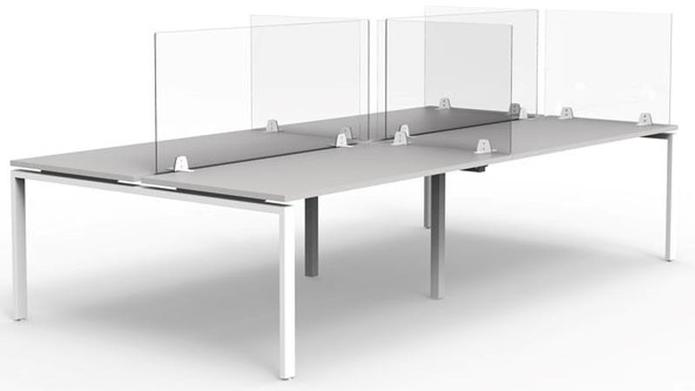 Protective Screens for Desks