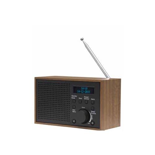 DENVER DAB-46 DARK GREY DAB RADIO