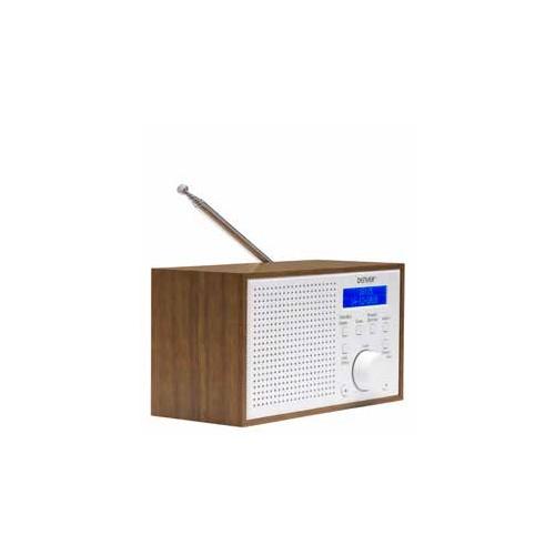DENVER DAB-46WHITE DAB RADIO