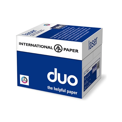DUO A4 100gsm Laser Paper (500)
