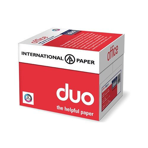 DUO A4 90gsm Office Paper (500)