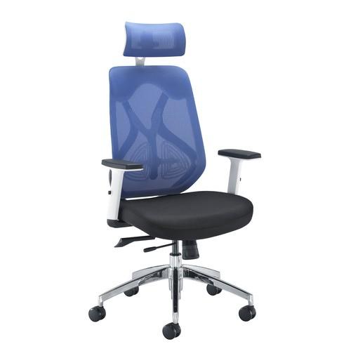 Ergo Exec Office Chair (Blue)