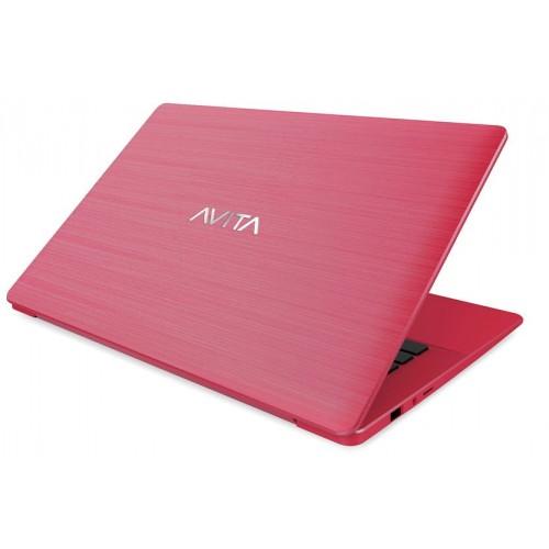 "AVITA PURA R3 14"" AMD R3 4G/256GB W10 HOME S Sugar Red"