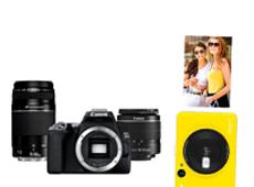 Digital Cameras and Video
