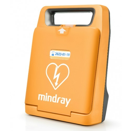BeneHeart C1A Defibrillator Free Cabinet Offer