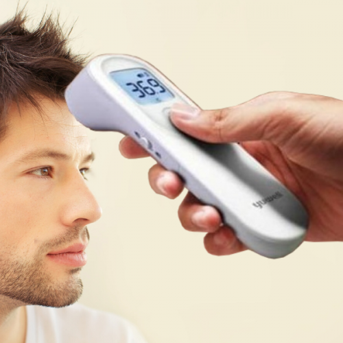 Contactless Thermometer - CE Certified