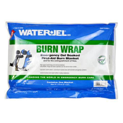 Water Jel Burn Wrap 91 x 76 cm