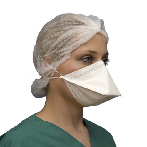 Duckbill FFP2 Face Masks 100's EN 149 Compliant VAT Exempt