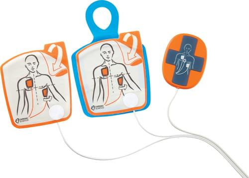 PowerHeart CPR Electrode Pads
