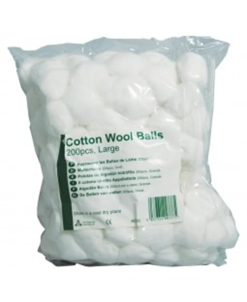 Cotton Wool and Swabs