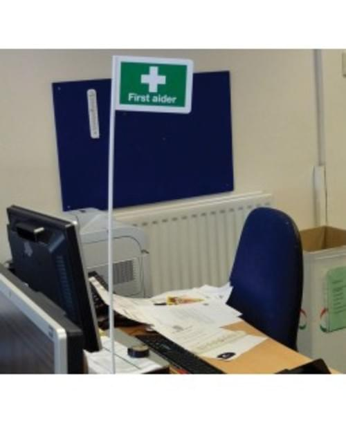 First Aid Identification, First Aid & Safety Posters, Publications & Signs