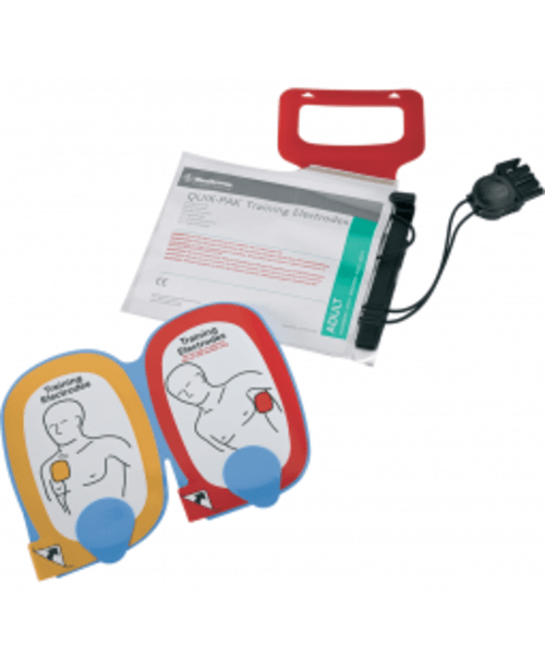 Defibrillators Pads and Batteries