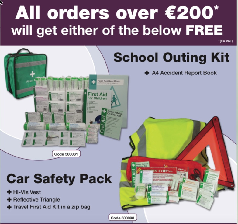 Primary Schools First Aid Offer!