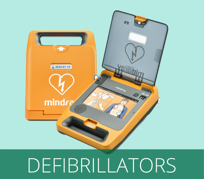 First Aid Defibrillators