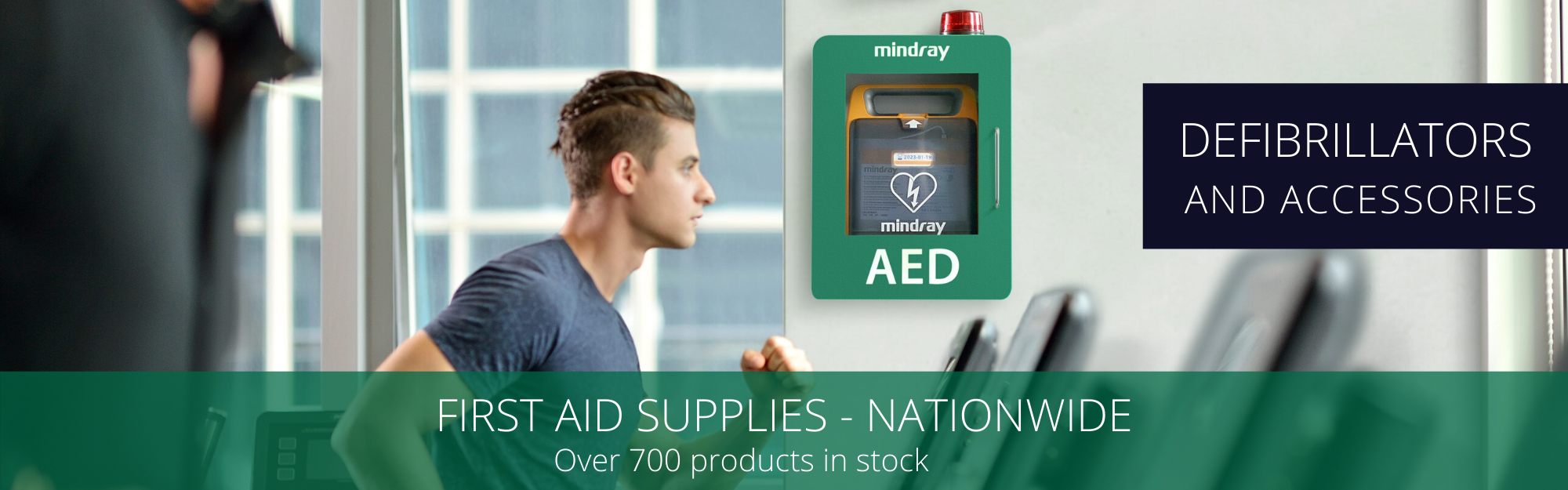 Defibrillators and AED's